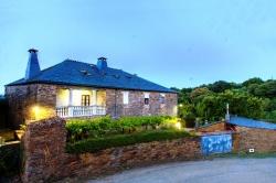Hotel Rústico Casa de Díaz,Samos (Lugo)