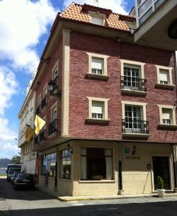 Hotel as reas i en viveiro infohostal for Viveros en lugo