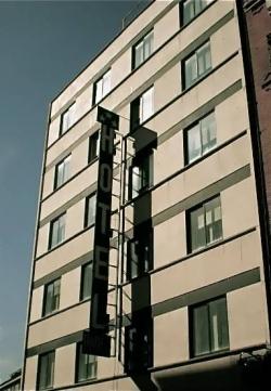 Hotel anaco en madrid infohostal for Alojamiento madrid centro