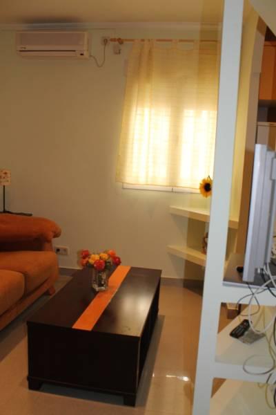 Apartamentos centro financiero bernabeu en madrid infohostal for Alojamiento madrid centro