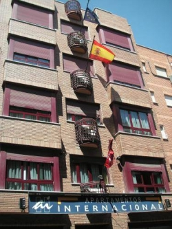 Apartamentos Internacional Suites Madrid