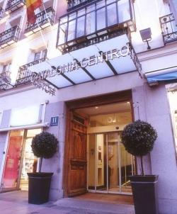 Hotel catalonia centro en madrid infohostal for Alojamiento madrid centro