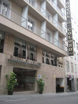 Hotel El Coloso,Madrid (Madrid)