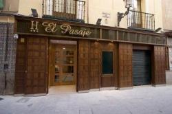 Hostal El Pasaje,Madrid (Madrid)