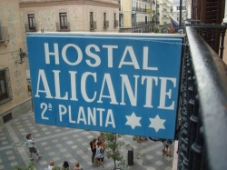 Hostal Alicante,Madrid (Madrid)