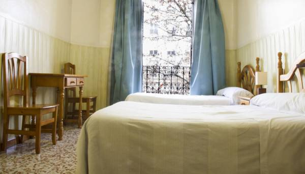 Hostal Buelta,Madrid (Madrid)