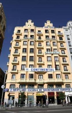Hostal Continental,Madrid (Madrid)