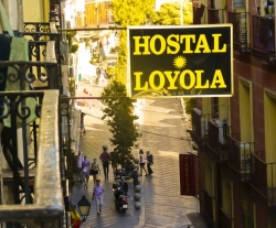 Hostal Loyola,Madrid (Madrid)