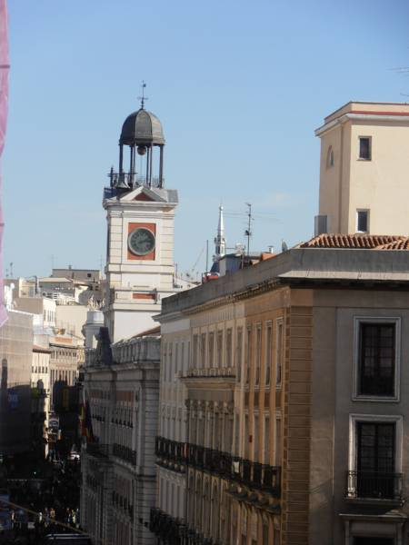 Hostal Patria,Madrid (Madrid)