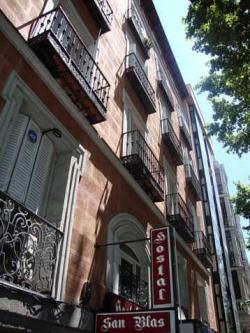 Hostal San Blas,Madrid (Madrid)