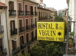 Hostal Veguin,Madrid (Madrid)