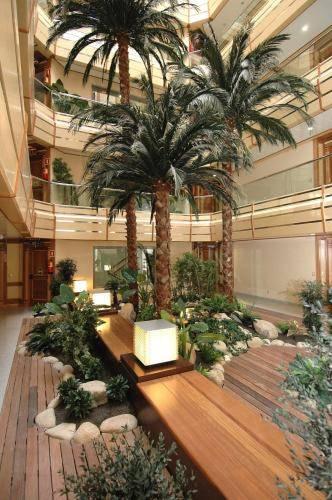 Hotel Jardin Metropolitano In Madrid Infohostal