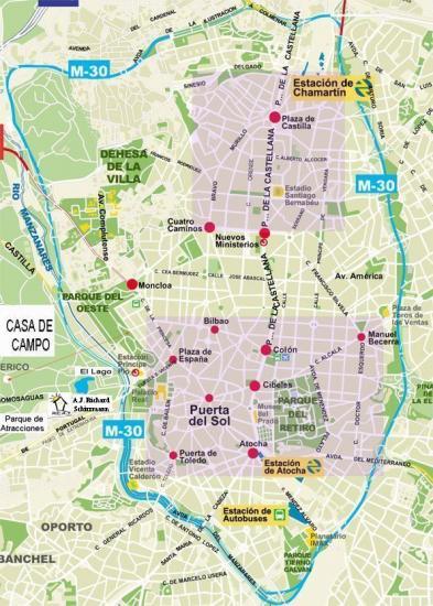 Albergue Richard Schirrmann en Madrid - Infohostal