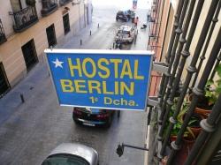 Hostal Berlín Madrid,Madrid (Madrid)