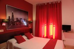 Hostal Falfes,Madrid (Madrid)