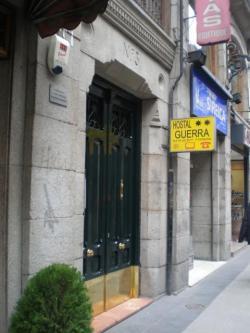 Hostal Guerra,Madrid (Madrid)