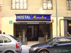 Hostal Moncloa,Madrid (Madrid)