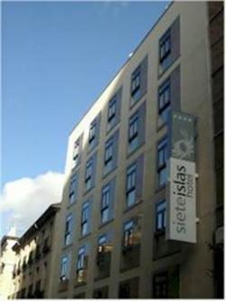 Hotel siete islas en madrid infohostal - Hotel siete islas madrid ...