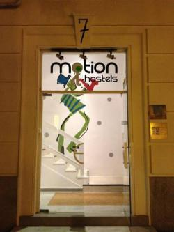 Madrid Motion Hostels,Madrid (Madrid)
