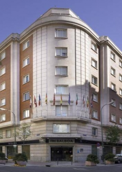 Hotel NH Balboa,Madrid (Madrid)