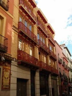 Santa Ana Apartamentos,Madrid (Madrid)