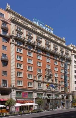 Hotel Senator España,Madrid (Madrid)