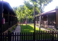 Complejo Camping La Mata,Madrigal de la Vera (Cáceres)