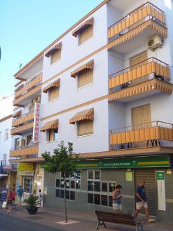 Pensión Serramar,Benalmádena Costa (Málaga)