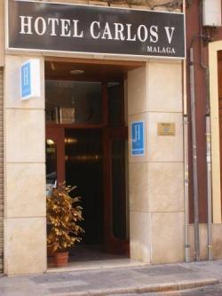 Hotel Carlos V Malaga,Málaga (Málaga)