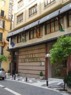 Hotel Don Curro,Málaga (Málaga)
