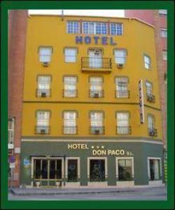 Hotel Don Paco,Málaga (Málaga)