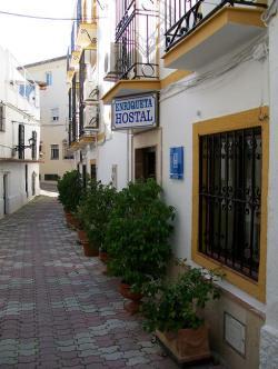 Pensión Enriqueta,Marbella (Málaga)