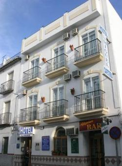 Hostal San Miguel,Nerja (Malaga)