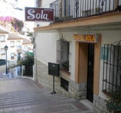 Pensión Sola,Torremolinos (Málaga)