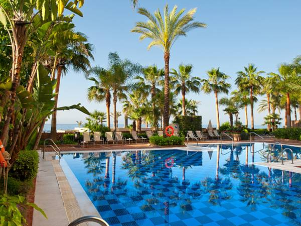 Hotel fuerte marbella adults only