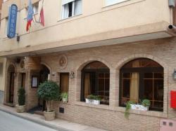 Hotel Guillermo II,Mazarrón (Murcia)