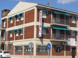 Hostal Rodes,Mequinenza (Zaragoza)