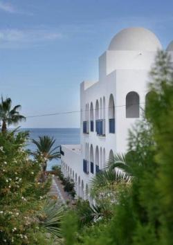 Hotel El Puntazo,Mojácar (Almería)