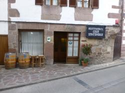 Hostal Santamaría,Doneztebe/santesteban (Navarra)