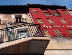 Hotel Rey Sancho,Navarrete (La Rioja)