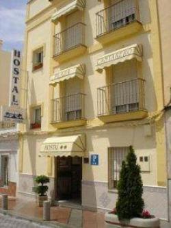 Hostal Plaza Cantarero,Nerja (Málaga)