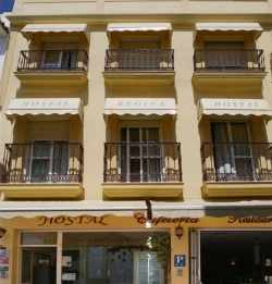 Hostal Regina Nerja,Nerja (Málaga)