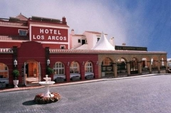 Hotel Los Arcos,Nerja (Málaga)