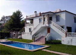 Villa Valle de Arancha,Nerja (Málaga)