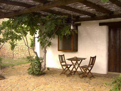 Resultado de imagen de hotel rural la alberca nijar