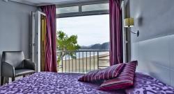 Hotel las olas en noja infohostal for Alojamiento familiar cantabria