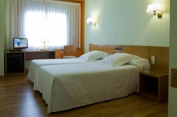 Hotel Borrell,Olot (Girona)