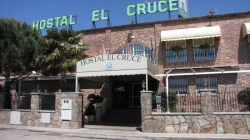 Hostal El Cruce,Paracuellos de Jarama (Madrid)