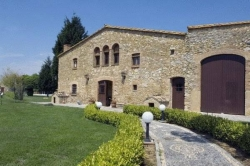 Hostal Rural Mas Rabiol,Peratallada (Girona)