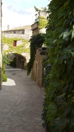 Hotel Restaurant El Pati,Peratallada (Girona)